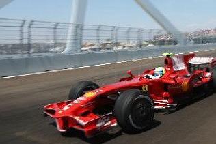 Russian F1 GP