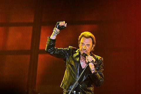 Johnny Hallyday-billetter