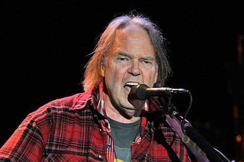 Neil Young-billetter