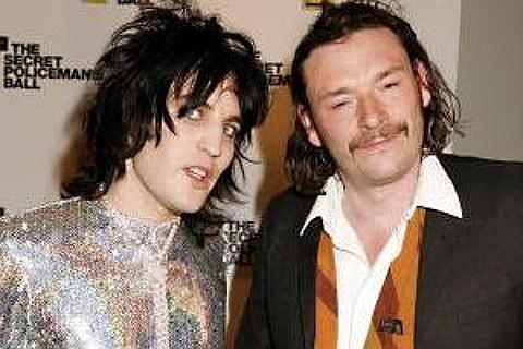 The Mighty Boosh Liput