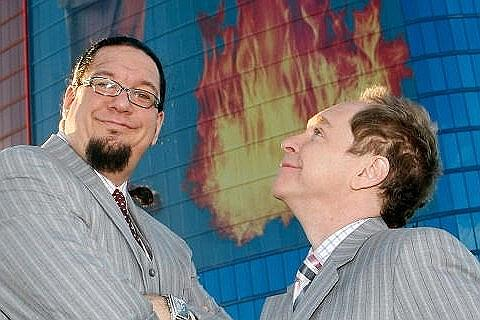 Penn and Teller Tickets