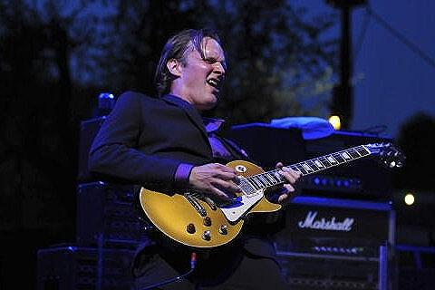 Joe Bonamassa-billetter