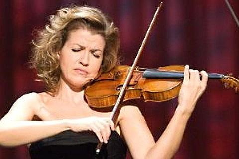 Anne-Sophie Mutter-billetter