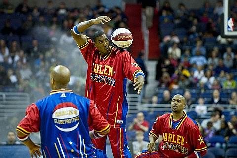 Place Harlem Globetrotters