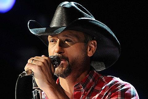 Place Tim McGraw