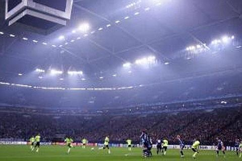 FC Schalke 04-billetter