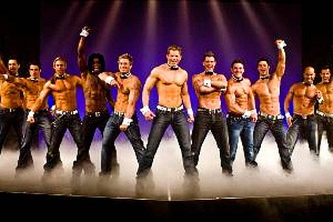 The Chippendales Liput