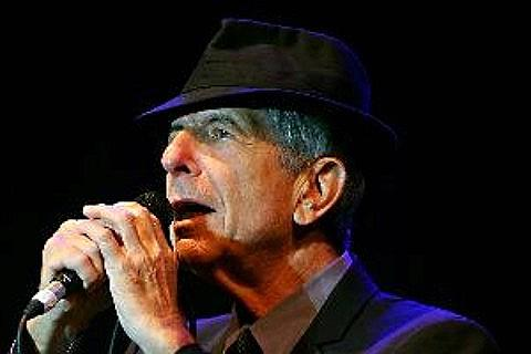 Leonard Cohen-billetter