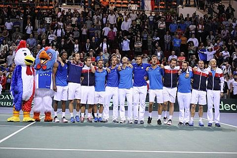 Davis Cup-billetter
