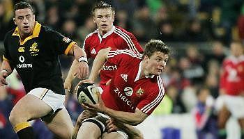 Bilhetes British and Irish Lions Tour