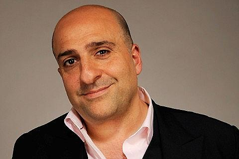 Omid Djalili-billetter