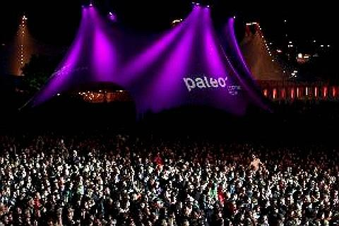 Entradas Paleo Festival De Nyon