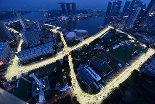 Singapore F1 GP Tickets