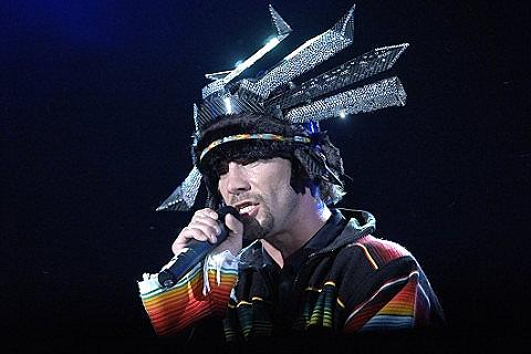 Jamiroquai-billetter