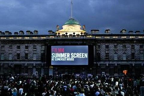 Place Film4 Festival at Somerset House