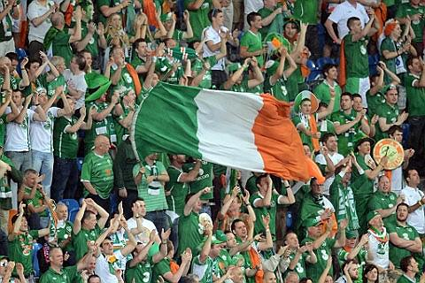 Irland - FIFA WM-Qualifikation Tickets