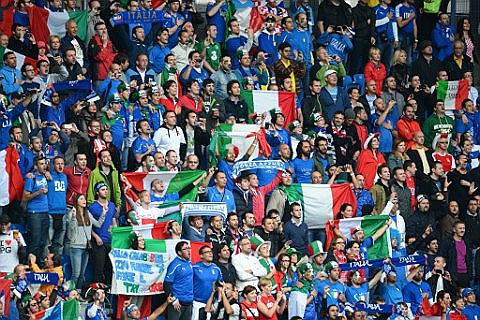 Italien - FIFA WM-Qualifikation Tickets