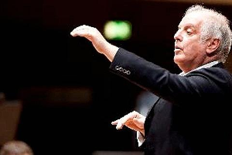 Daniel Barenboim-billetter