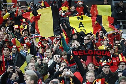 Belgium - Qualifications FIFA Tickets