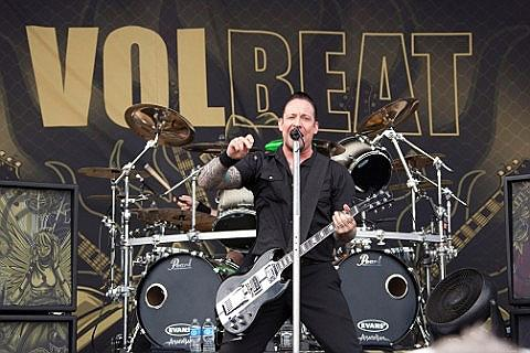 Entradas Volbeat