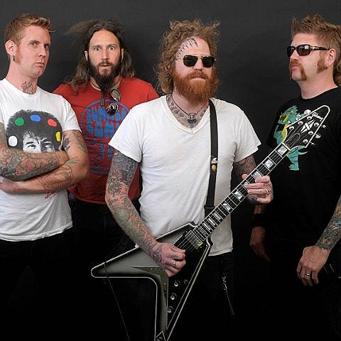 Mastodon Tickets