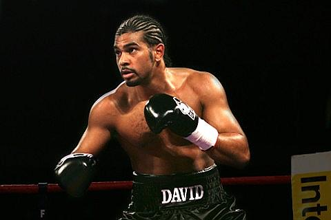 David Haye-billetter