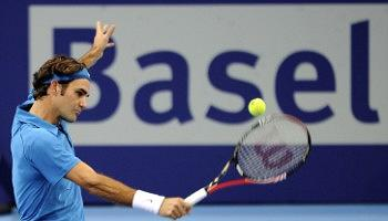 Swiss Indoors Basel 2014 ATP World Tour 500