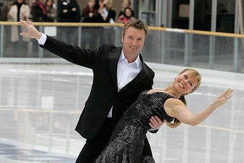 Torvill and Dean's Dancing On Ice Liput