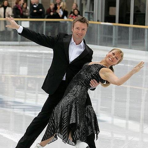 Torvill and Dean's Dancing On Ice Tickets