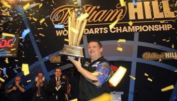 William Hill World Darts Championship 2014  1x Preliminary  4x First Round