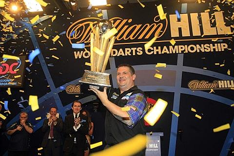 William Hill World Darts Championship Tickets