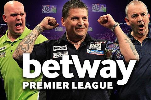 Betway Premier League Darts Tickets