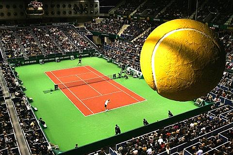 ABN AMRO World Tennis Tournament-billetter