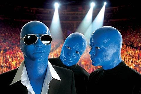 Blue Man Group Uk Tour 12