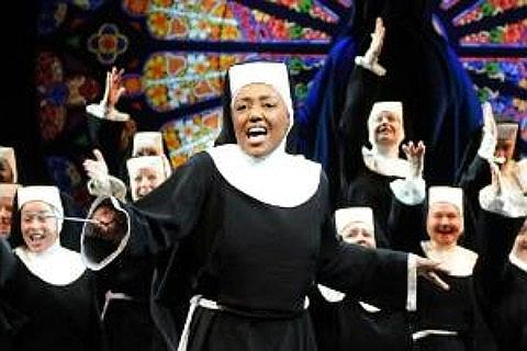 Sister Act-billetter