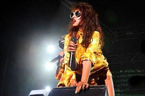 M.I.A. Tickets