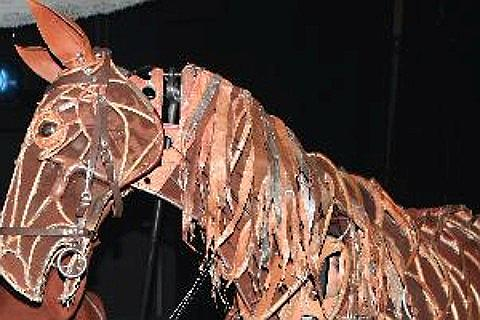 Ingressos para War Horse