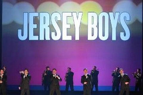 Place Jersey Boys - London