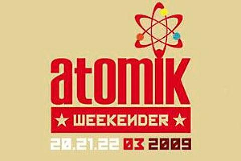 Atomik Weekender Tickets