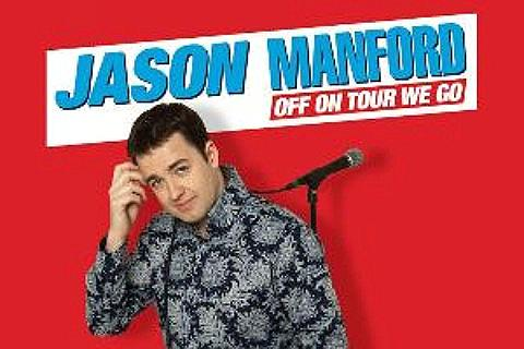 Jason Manford-billetter