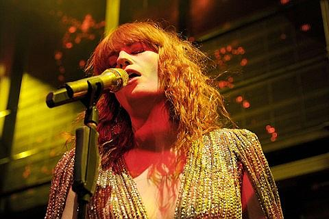 Florence and the Machine Liput