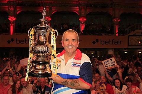 Entradas World Matchplay