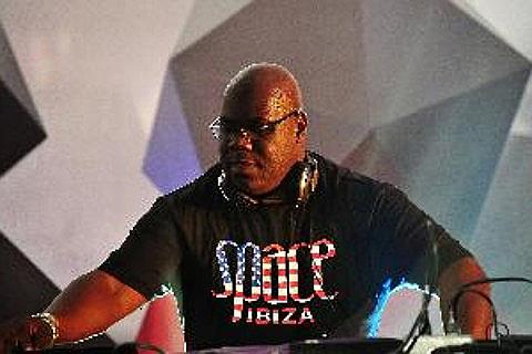 Carl Cox-billetter