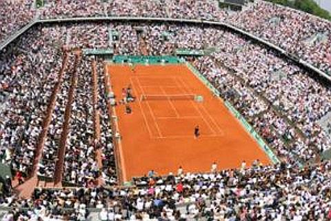 Ingressos para Roland-Garros VIP