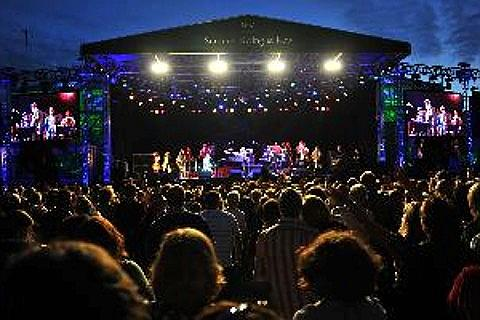 Kew Summer Swing Festival Tickets