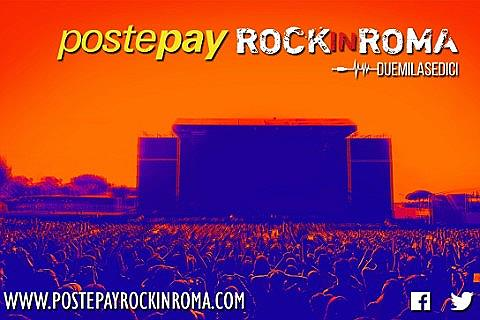 Entradas Rock in Roma