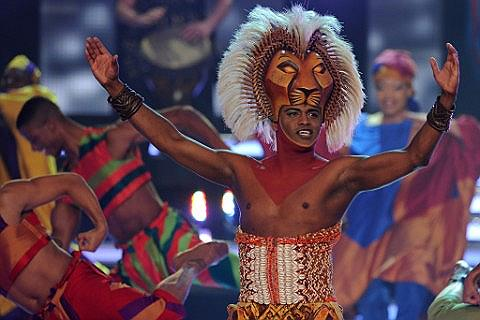 Lion King - Birmingham-billetter