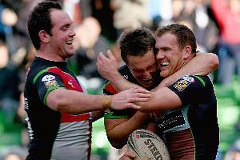 Harlequins RL Rugby Tickets