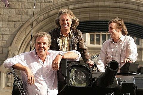Top Gear-billetter