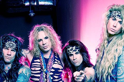 Steel Panther-billetter